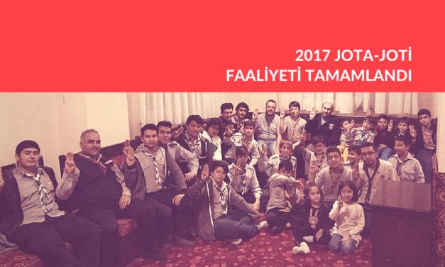 Ankara 2017 JOTA JOTI Faaliyeti Asilder'de Tamamlandı