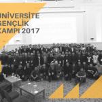 Üniversite Gençlik Kampı Düzenlendi
