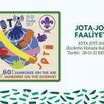 JOTA-JOTI Faaliyeti Katılım Duyurusu
