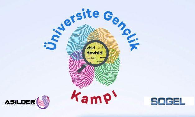 2018 Üniversite Gençlik Kampı