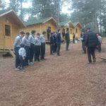 İstanbul Ümraniye'de 2018 Kış İzci Kampımızı Tamamladık