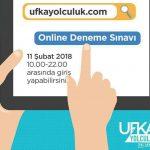Ufka Yolculuk 6 Online Deneme Sınavı