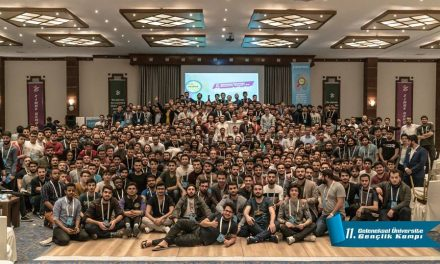 Ankaralı Gençler Afyon'da Zinde Gençlik11. Geleneksel Üniversite Gençlik Kampına katıldı.