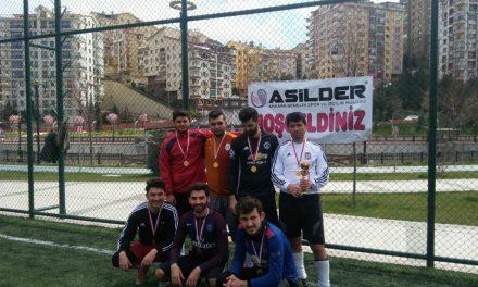 Geleneksel Halı Saha Futbol Turnuvası – 2018 Tamamlandı