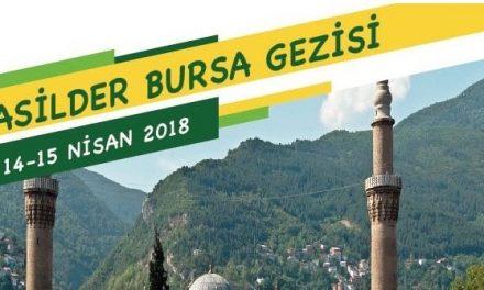 Gençlerimiz, Osmanlı Devleti'nin İlk Başkenti Bursa'yı Ziyaret Edecek.