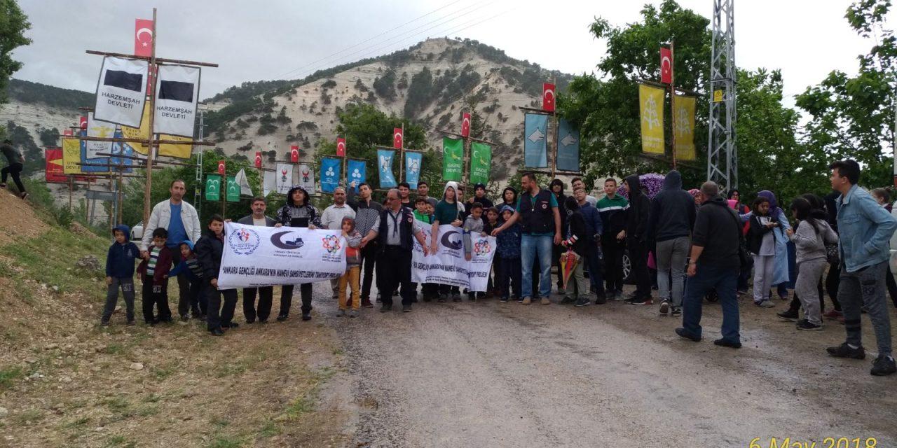 Ankara'nın Manevi Şahsiyetlerini Ziyaretimiz Çok Bereketli ve Güzel Geçti