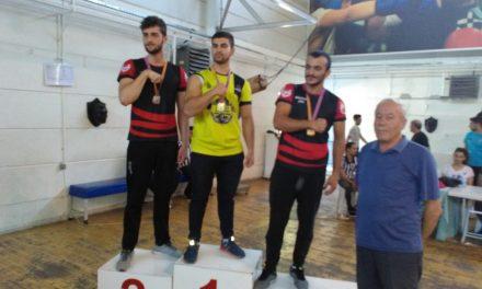 Bilek Güreşi Sporcularımız Ankara Şampiyonasında 3 Altın Aldı.
