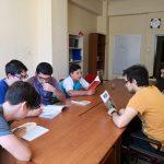 Yeni Dönemde Gençlerimizle Lise Koçluğu (Grup) Çalışmalarına Başladık