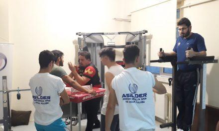 Bilek Güreşi Antrenmanlarımız Yeni Dönemde Ali Osman AYDIN Yönetiminde Başladı