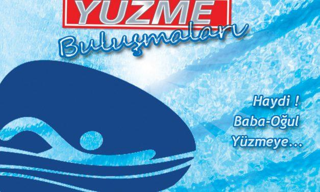 Erkekler için; Yüzme Buluşmaları Yeniden Başlıyor.
