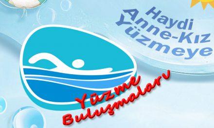 İklim Gençlik İşbirliği ile Bayanlar için Yüzme Buluşmaları
