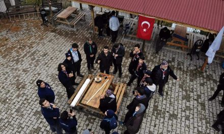 2018 JOTA JOTİ KAMPIMIZ  TAMAMLANDI