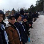 İzcilerimiz Bolu Aladağ Kış İzci Kampından Döndüler.