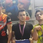 Ankara Liseler Arası Bilek Güreşi Turnuvasına Katılan  Sporcularımızı Tebrik Ederiz