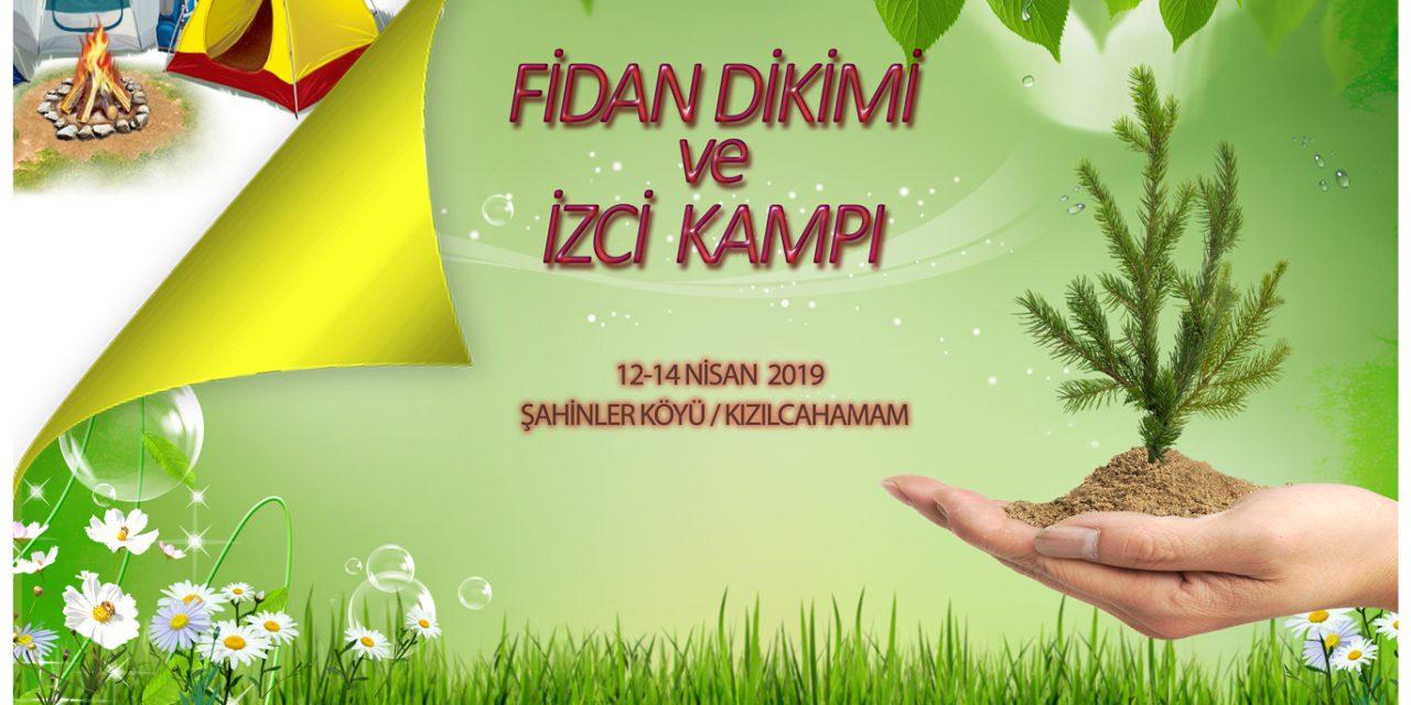 Fidan Dikimi ve İzci Kampı – 2019
