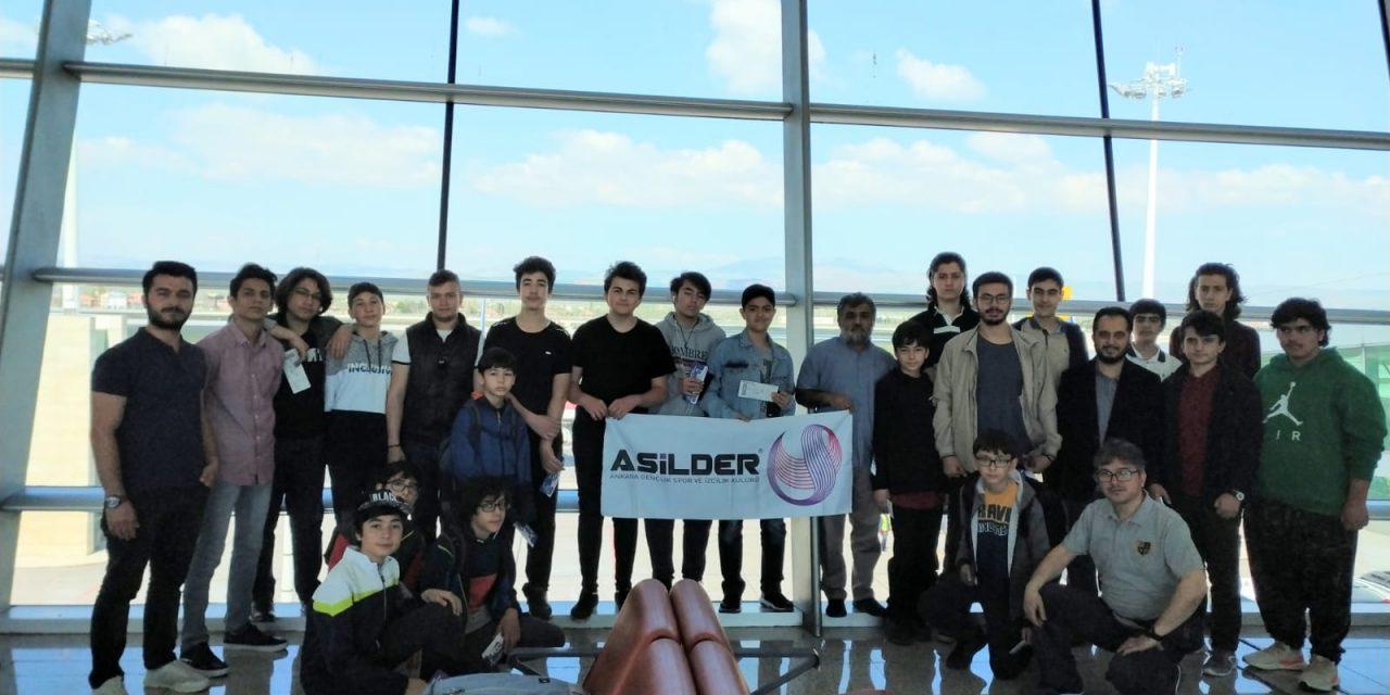 Gençlerimiz Gaziantep ve Şanlıurfa'daydı.