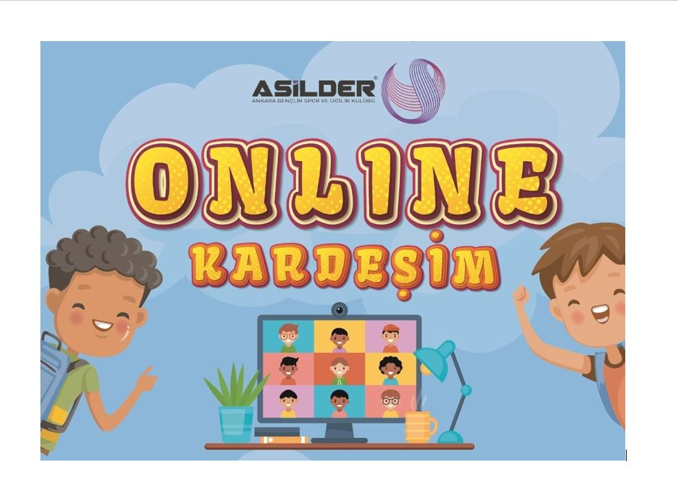 Online Kardeşim Başlıyor.